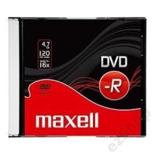 Maxell ÍRHATÓ DVD MAXELL DVD-R (16X) SLIM (HOL) írható és újraírható média