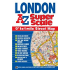 London (Super Scale) térkép - A-Z