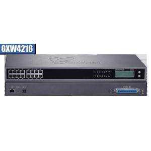 Grandstream GXW4216 16-Ports FXS Analog VoIP Gateway