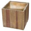 G21 Wood Cube virágcserép 55x55x52cm