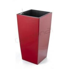 G21 önöntöző kaspó Linea 39 cm, piros kerti tárolás
