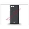 Sony Xperia J (ST26i) gyári akkufedél - fekete