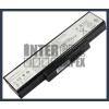 K72D Series 4400 mAh 6 cella fekete notebook/laptop akku/akkumulátor utángyártott