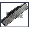 X77VN Series 6600 mAh 9 cella fekete notebook/laptop akku/akkumulátor utángyártott