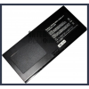 ProBook 5320m 2800 mAh 4 cella fekete notebook/laptop akku/akkumulátor utángyártott