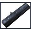 Pavilion dv2100 Series 4400 mAh 6 cella fekete notebook/laptop akku/akkumulátor utángyártott