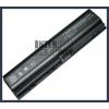 Pavilion dv2600 Series 8800 mAh 12 cella fekete notebook/laptop akku/akkumulátor utángyártott