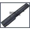 Business Notebook nx7400 4400 mAh 6 cella fekete notebook/laptop akku/akkumulátor utángyártott