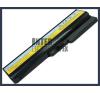 IdeaPad V460A-IFI(A) 4400 mAh 6 cella fekete notebook/laptop akku/akkumulátor utángyártott lenovo notebook akkumulátor