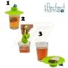 Perfect home 12350 Teafilter tartó - bögrefedõ