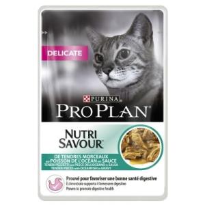Pro Plan Delicate 6 x 85 g - Delicate pulyka