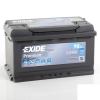 Exide Premium 12V90 Ah jobb+ autó akkumulátor EA900