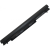 S550CM Series 2200 mAh 4 cella fekete notebook/laptop akku/akkumulátor utángyártott