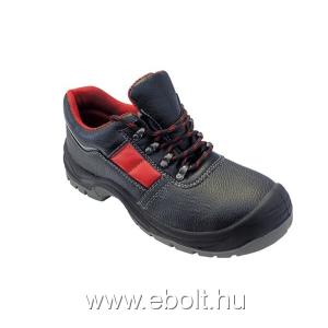 Cerva Cipő fekete FF SC-02-002 low S3 47