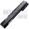 632114-421 4400 mAh 8 cella fekete notebook/laptop akku/akkumulátor utángyártott