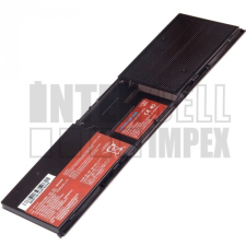 Sony VAIO VPC-X118LC 4400 mAh 4 cella fekete notebook/laptop akku/akkumulátor utángyártott sony notebook akkumulátor