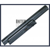 Sony VPC-EA12EN/BI 4400 mAh 6 cella fekete notebook/laptop akku/akkumulátor utángyártott