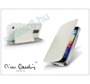 Slim Slim Flip bőrtok - Samsung SM-G386 Galaxy Core LTE - fekete tok és táska