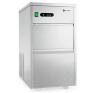 Klarstein ipari jégkocka készítő gép, 240 W, 20 kg/nap, rozsdamentes acél konyhai eszköz