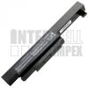 MSI A32-A24 4400 mAh 6 cella fekete notebook/laptop akku/akkumulátor utángyártott