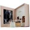 Chloé női ajándékszett (eau de parfum) Edp 75ml + Bl 100ml + Edp 5ml
