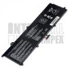 VivoBook X202E-CT143H 5000 mAh 2 cella fekete notebook/laptop akku/akkumulátor utángyártott