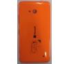 Microsoft Microsoft Lumia 640 akkufedél narancs* mobiltelefon akkumulátor