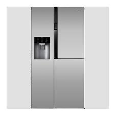 LG GS9366PZYZD hűtőgép, hűtőszekrény
