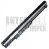 OA03 2200 mAh 4 cella fekete notebook/laptop akku/akkumulátor utángyártott
