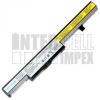 Eraser B40-30 Series 2200 mAh 4 cella fekete notebook/laptop akku/akkumulátor utángyártott