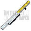 IdeaPad M4400 Series 2200 mAh 4 cella fekete notebook/laptop akku/akkumulátor utángyártott