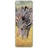 3D könyvjelző Zebra