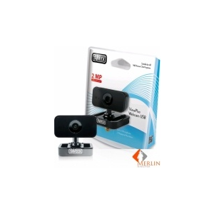 Sweex WC070 ViewPlus Webcam USB Fekete