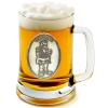 Óncímkés sörös korsó Rendőr, Ballagás, Házaspár (2.)