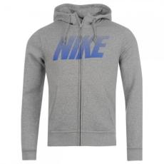 Nike Nike férfi cipzáras kapucnis pulóver