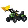 Rolly FarmTrac Deutz-Fahr 5120 pedálos markolós traktor