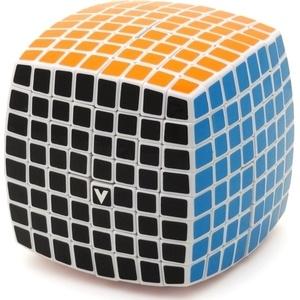 V-Cube V-CUBE 8×8 versenykocka, fehér, lekerekített