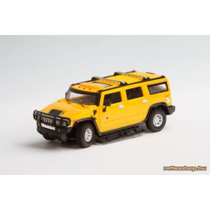 Invento Gmbh RC License Edition: Hummer H2, sárga
