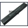 Asus G2K 4400 mAh 8 cella fekete notebook/laptop akku/akkumulátor utángyártott