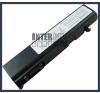 Toshiba Satellite Pro S300 Series 4400 mAh 6 cella fekete notebook/laptop akku/akkumulátor utángyártott toshiba notebook akkumulátor