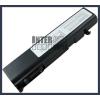 Toshiba Satellite Pro S300M Series 4400 mAh 6 cella fekete notebook/laptop akku/akkumulátor utángyártott