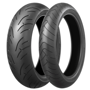 BRIDGESTONE BT023 120/60R17+160/60R17