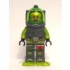 LEGO Atlantis Búvár 6 - Jeff Fisher