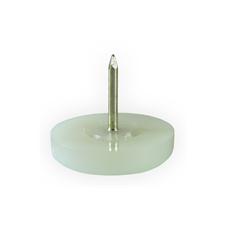 NEMMEGADOTT SB csúsztató műa. szeges d=15mm fehér (8db)