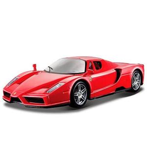 BBurago Bburago: Ferrari Enzo fém autó piros színben 1/24