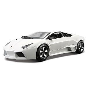 BBurago Bburago: Lamborghini Reventón fém autó fehér színben 1/24