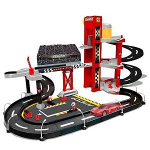 BBurago Bburago: Ferrari Racing garázs játékszett