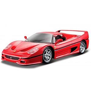 BBurago Bburago: Ferrari F50 fém autó 1/24