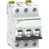 Schneider Electric Kismegszakító  Ic60h Acti9  3P 10 A 30 kA D A9F85310  - Schneider Electric