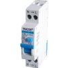 Tracon Electric Kombinált védőkapcsoló, elektronikus, 2P, 1 modul, B kar. - 25A, 30mA, 6kA, AC KVKVEB-2530 - Tracon